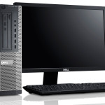 OptiPlex 7010 DT Desktop With E2211H Monitor and Peripherals